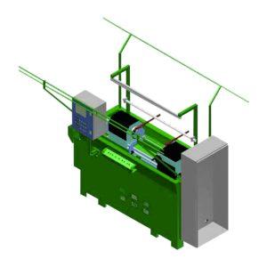 Универсальная магнитопорошковая система KMB-GA