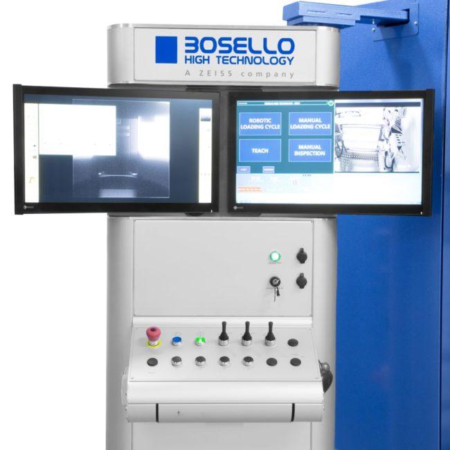 Микрофокусная система BOSELLO S.R.E. 122 CNC 225CT