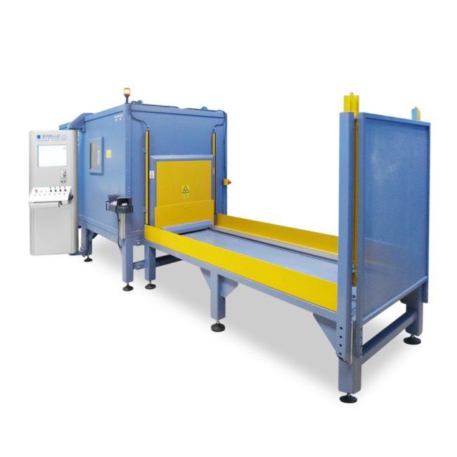 Автоматизированная рентгенографическая система X.G.M. 150