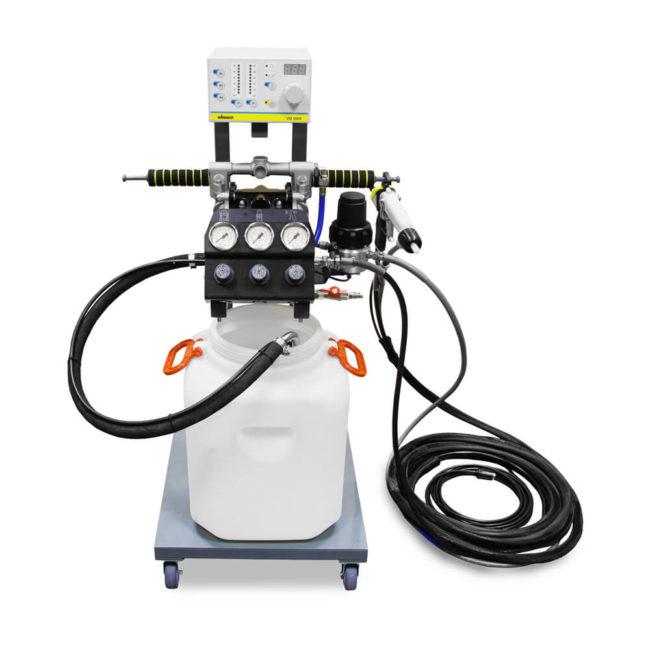 Установка для электростатического напыления для кабины Элитест КМ-1000Э