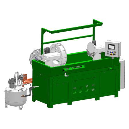 Универсальная магнитопорошковая система KMB-BE+GM