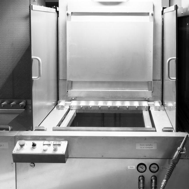 Ванна промывки в линии капиллярного контроля ЛК-500