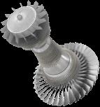 Производство газоперекачивающих турбин