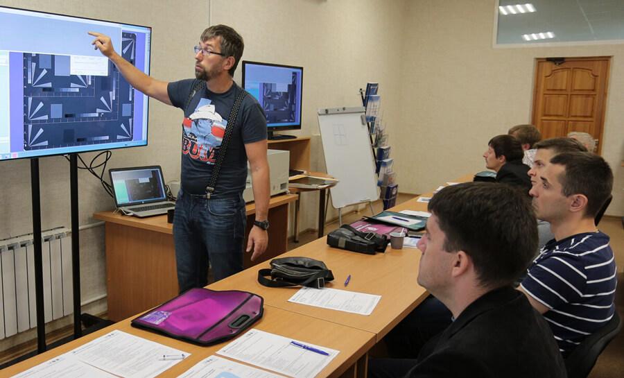 Обучение цифровой радиографии