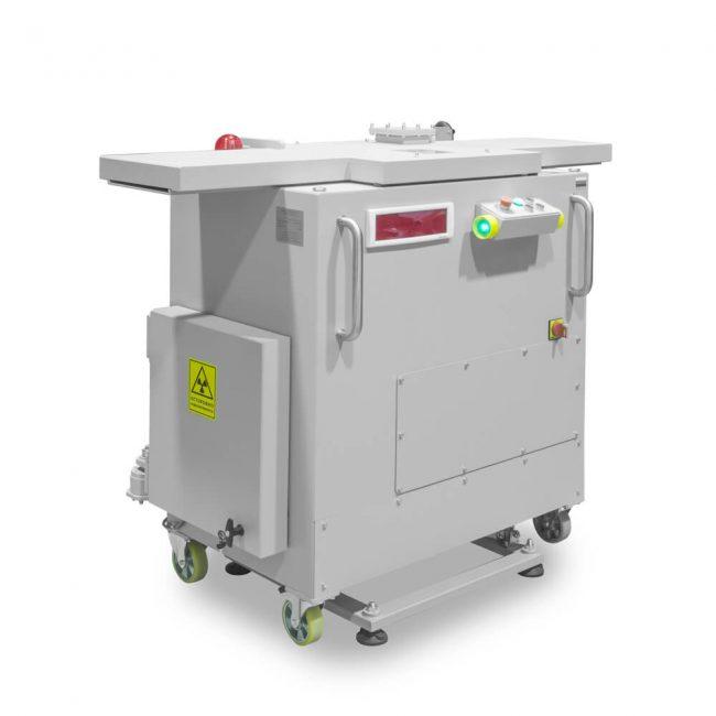 Рентгенотелевизионная установка для контроля штрипс-лент